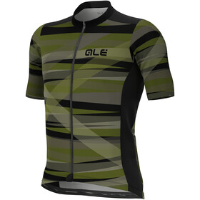 Alé Cycling Off-Road Gravel Pathway SS Jersey Men, army green